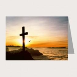 Faltkarte «Gipfelkreuz»