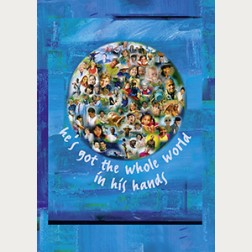 Bildbeschreibung - The whole world