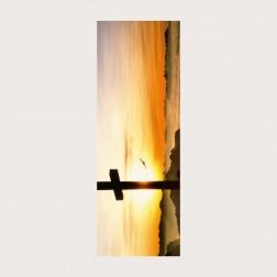 Lesezeichen «Gipfelkreuz»