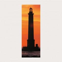 Lesezeichen «Leuchtturm»