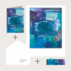 Kombi-Set «Die blaue Schöpfung»
