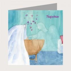 Taufschein «Engel»