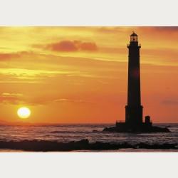 Bildbeschreibung - Leuchtturm
