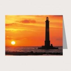 Faltkarte «Leuchtturm»