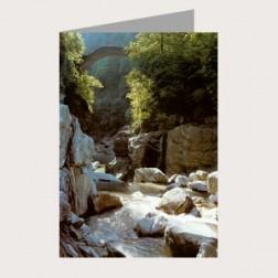 Faltkarte «Die Brücke»