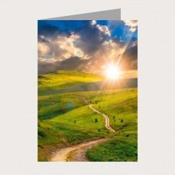 Faltkarte «Eden»