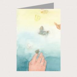Faltkarte «Träume»