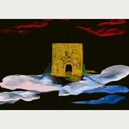 Bildbeschreibung - Das neue Jerusalem