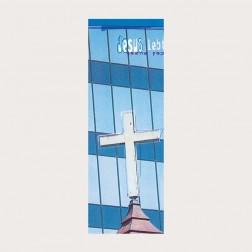 Lesezeichen «Kreuz in der Stadt»