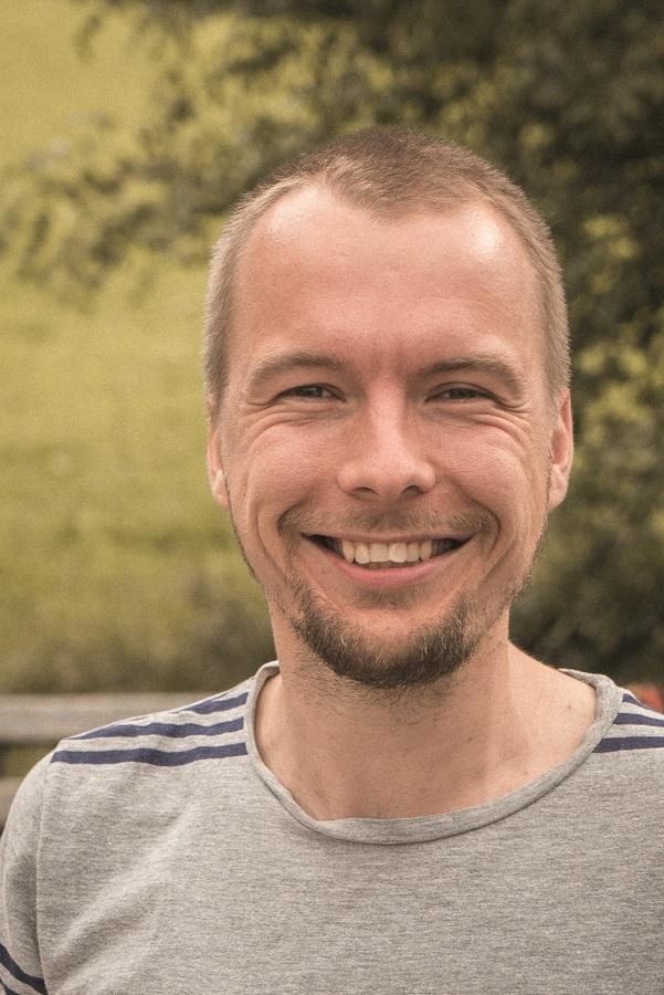 Leiter, Verantwortlich Marketing und Webseite - Peter Elstner